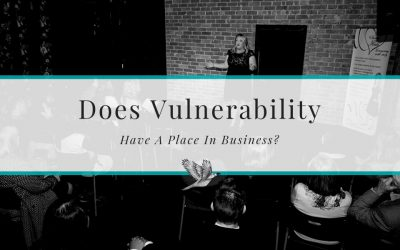 Vulnerability in Business (Go #teamcrispycrow)