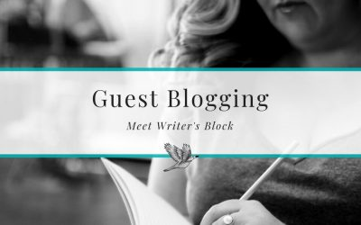 Guest Blogging – Complete with 1st Big Writer's Block!