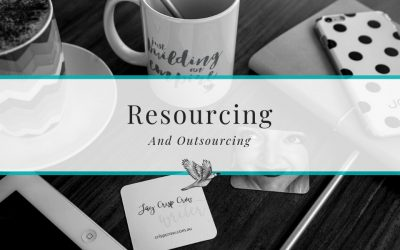 Resourcing and Outsourcing