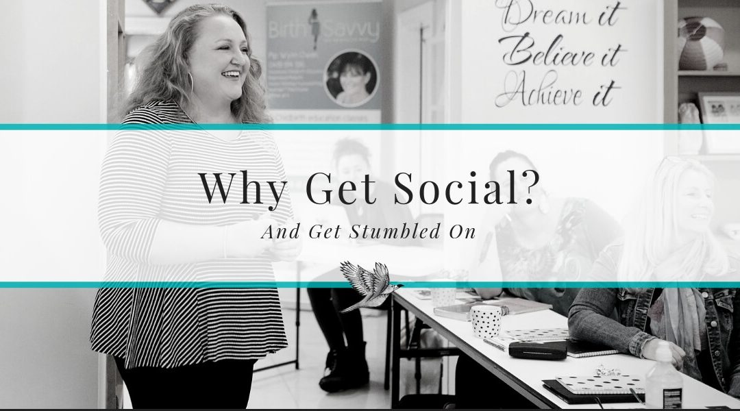 Why Get Social In Business?