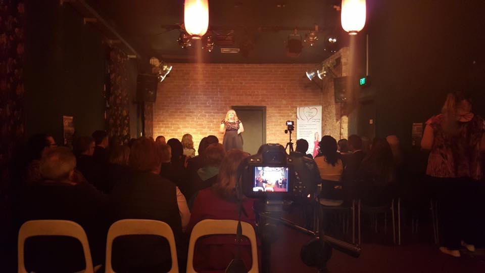 Jay Crisp Crow Perth Speaker